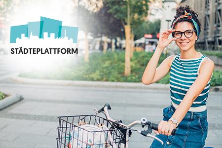 Städteplattform - Internerbereich