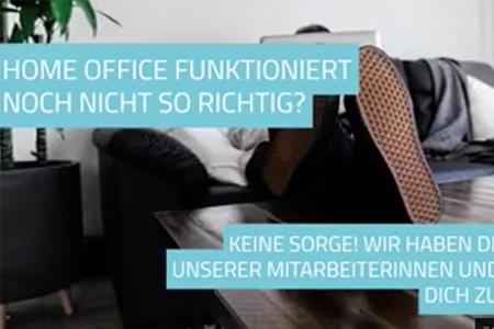Arbeit im Home-Office: 12 unserer Tipps