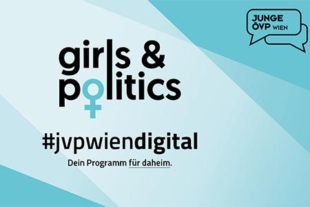 [JVP WIEN] Girls and Politics mit Sektionschefin Bernadett Humer