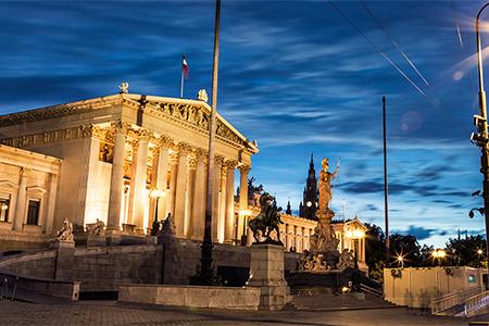 Das Österreichische Parlament- Einblicke und spannendes Insiderwissen (23.4.2021)