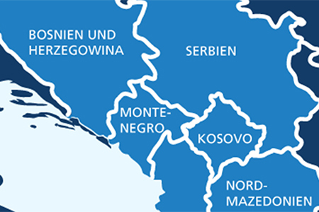 [CAMPUS.ONLINE] Corona-Gespräche: Der Westbalkan – eine verschonte Region?