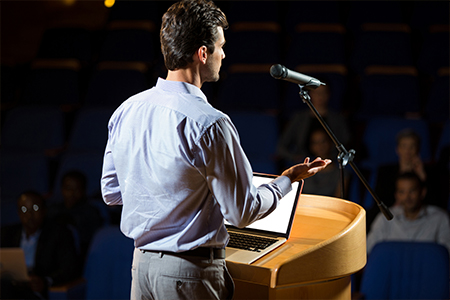 Charismatische Rede Menschen beeindrucken und begeistern (29.9.2020)