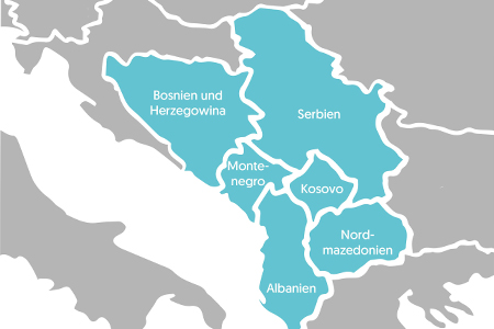 E-Learning: Einblicke in den Westbalkan