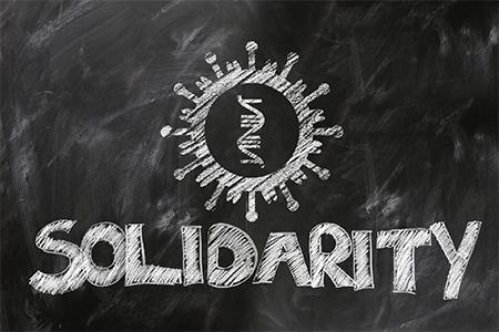 """Werte und Wurzeln der neuen Volkspartei - Wert """"Solidarität"""""""