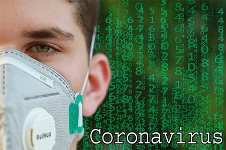 Corona-Gespräche: Die Zahlenflut namens Corona